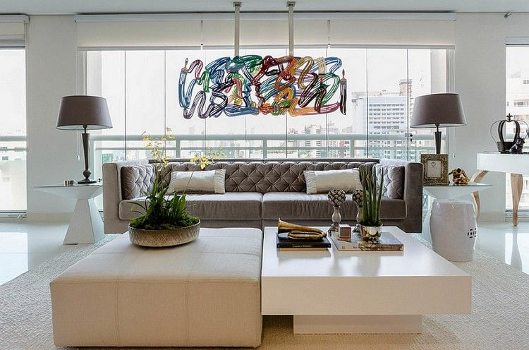 Wohnideen Wohnzimmer Orientalisch orientalische deko moderne einrichtung gartenhocker beistelltisch