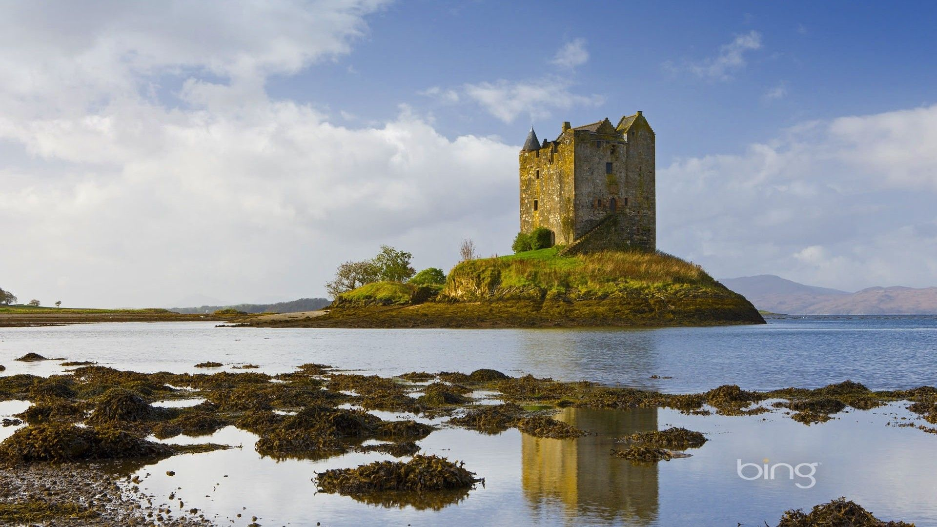 Bing Wallpapers Castle Scotland Highlands Places To Visit