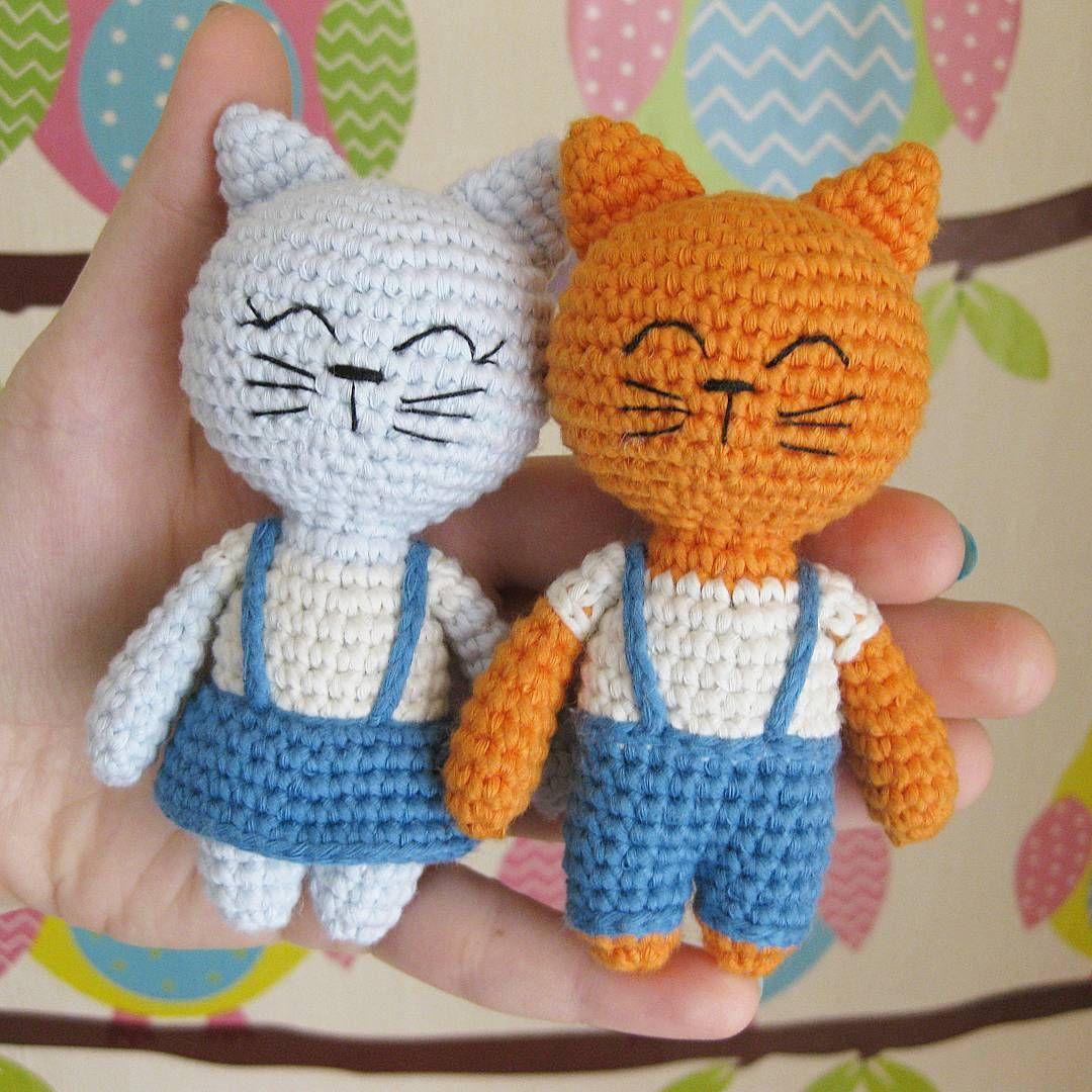 Пока вяжу большой заказ, фото из архива #i_o_toys | Crochet ...