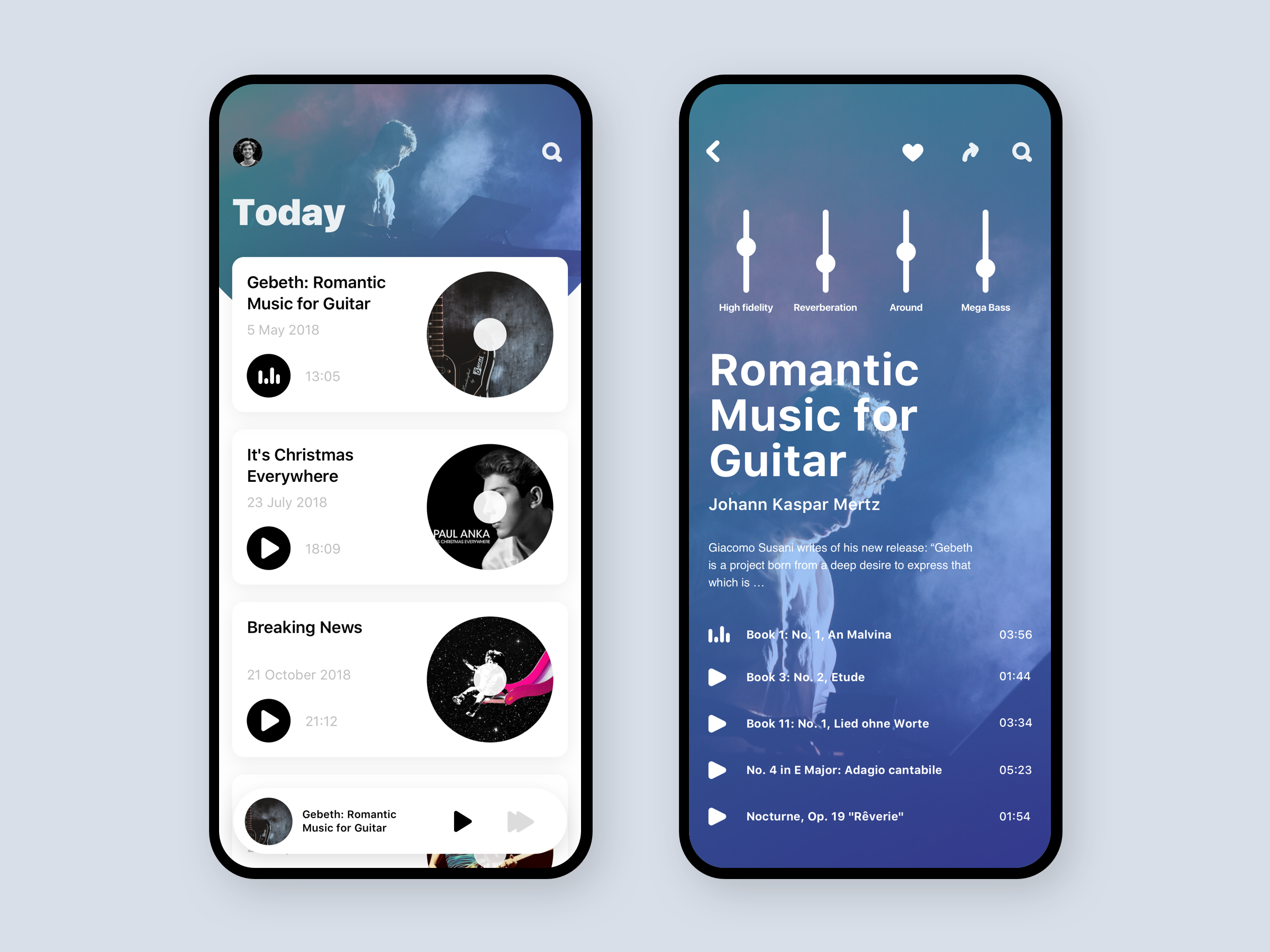 Music app Music app design, Music app, Iphone app design