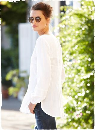3ffe1fe9e32 White Deauville Top, Peruvian Connection $139.00 | Clothing ideas I ...