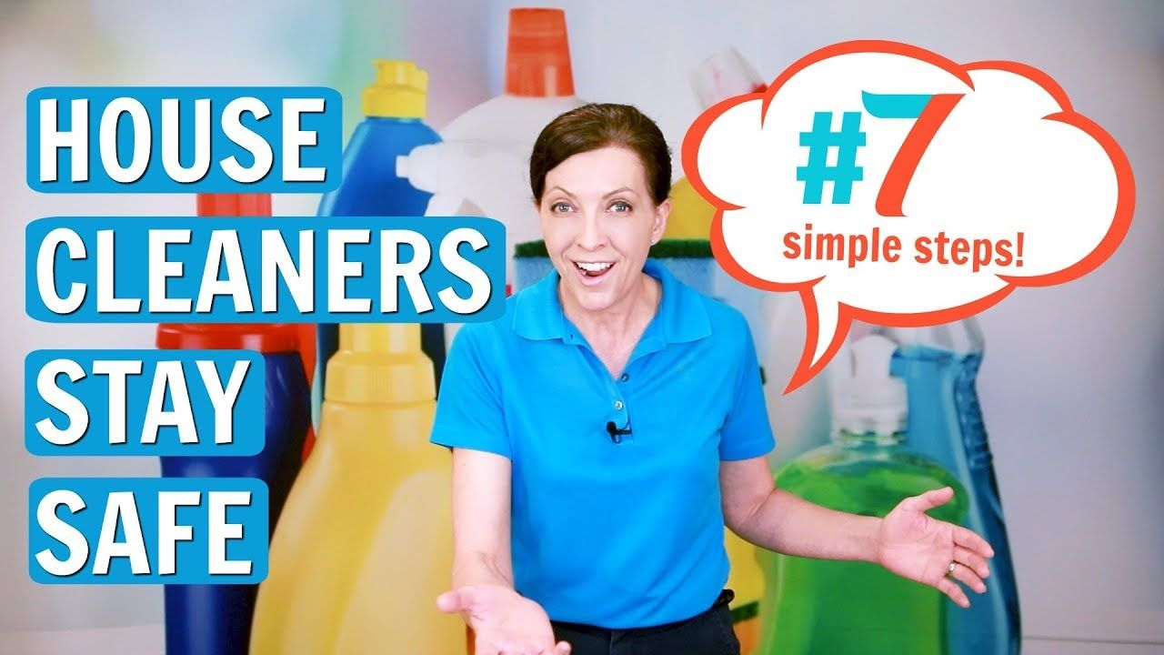 How to Stay Safe When Cleaning Solo (House Cleaners and