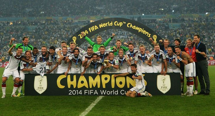 Soccer is the most popular sport in Germany. There are