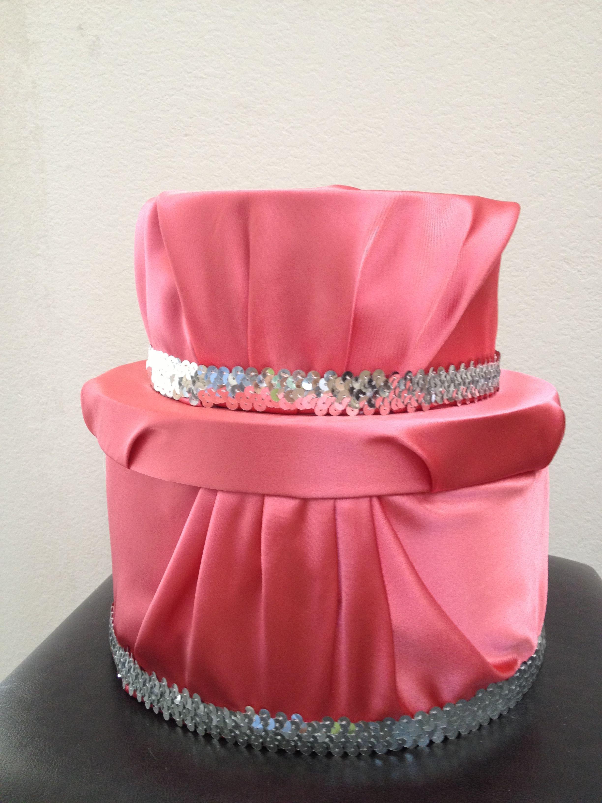 DIY gift card box for wedding or bridal shower | Wedding Ideas ...