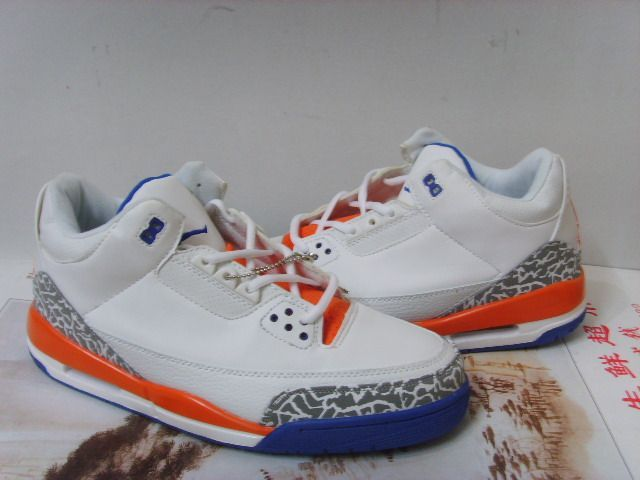 best loved ecf2b 5a7e1 Air Jordan 3 Retro White Red Blue | Air Jordan 3 | Air ...