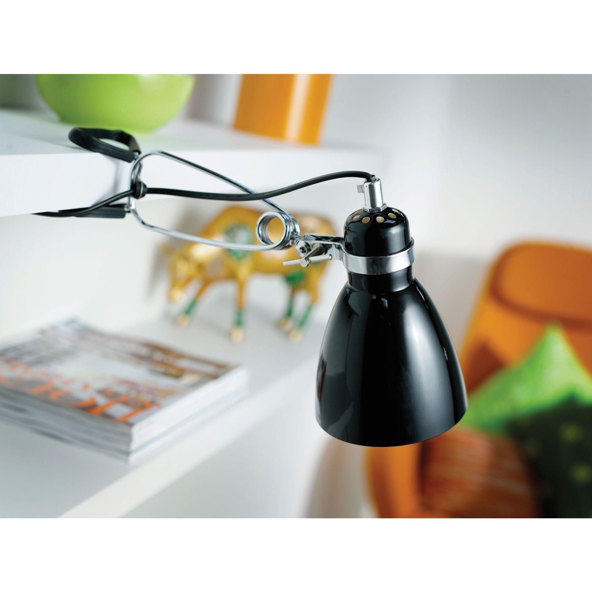 Cyclone 27cm Table Lamp in 2020 Clamp lamp, Table lamp