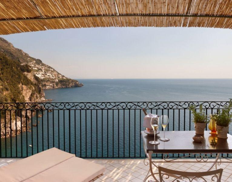 Elite Rooms Positano Il San Pietro 5 Stars Amalfi Coast