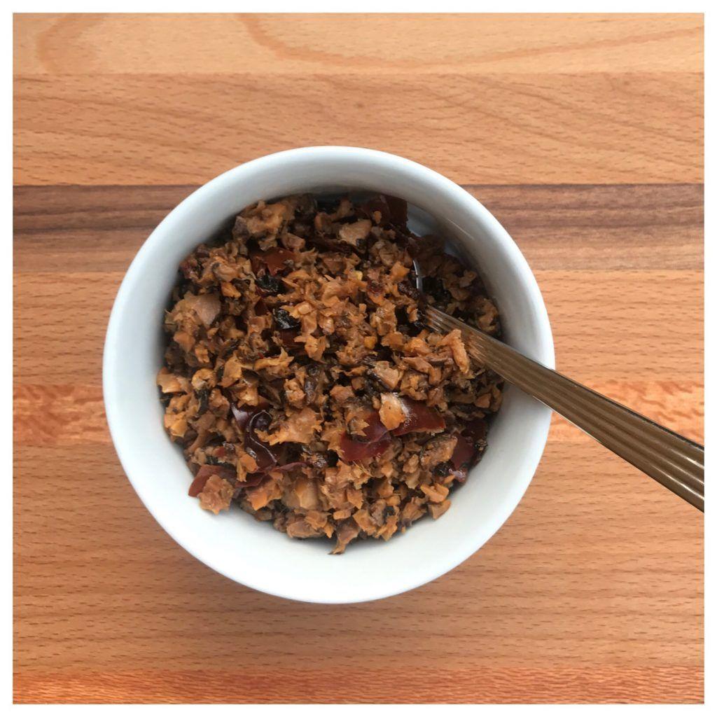 Better XO Sauce (vegan) Recipe Foods with iron, Food