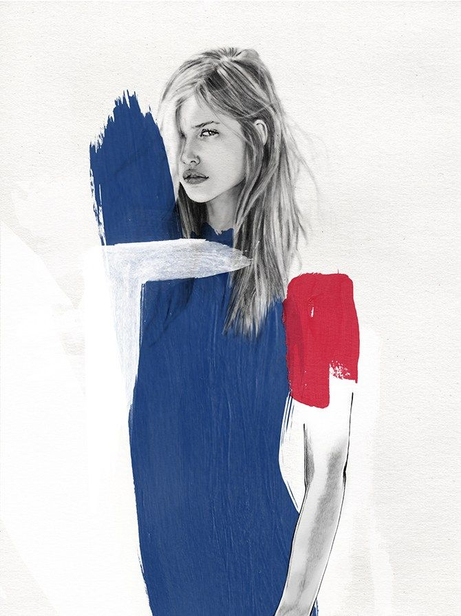Get Inspired By Lucie Birant | illustrations ...