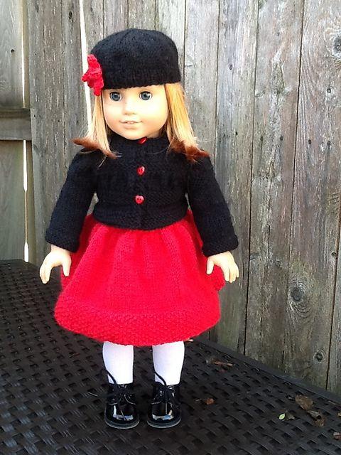 Ravelry: American Girl Knitters | muñecas | Pinterest | Muñecas