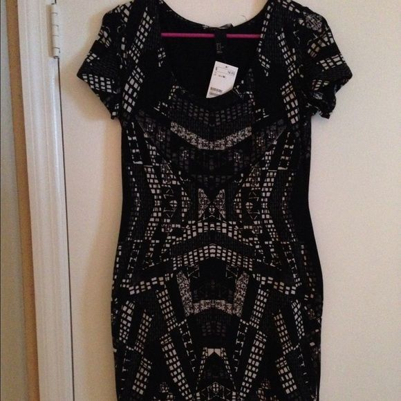H and m bodycon dress up dresses
