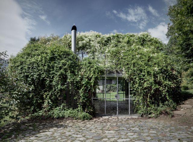Greenbox by Act Romegialli, Italy | Yellowtrace.