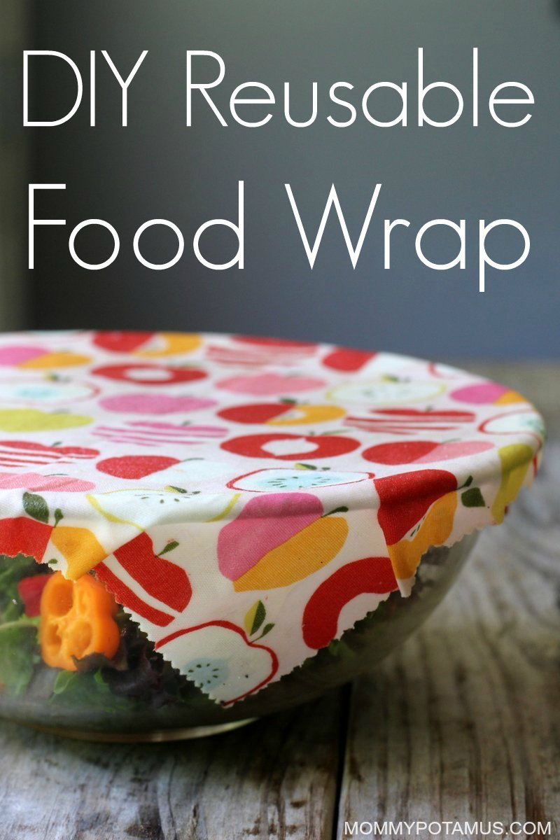 How To Make Beeswax Wraps (Reusable Food Wrap) #beeswaxwraps