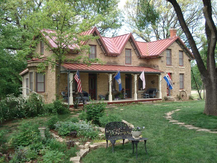 1878 Historic Sage Inn and Stagecoach Station, a Kansas