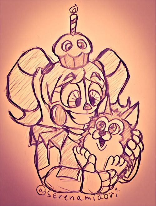 Five Nights At Freddy S The Sister Location Tumblr Com Imagens