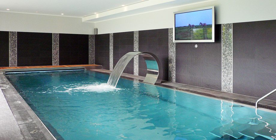 how cool is your pool 15 of the most amazing home swimming pools - Cool House Indoor Pools