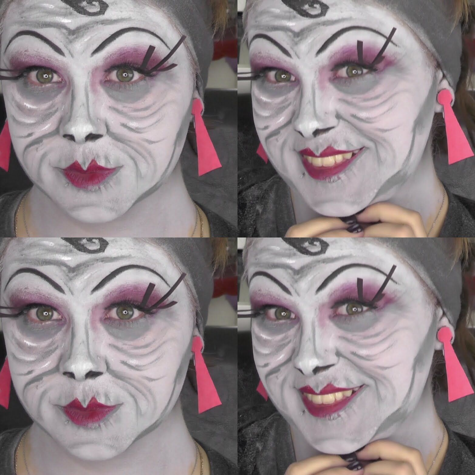 Halloween makeup tutorial choice image any tutorial examples the emperors new groove yzma halloween makeup tutorial best the emperors new groove yzma halloween makeup baditri Image collections