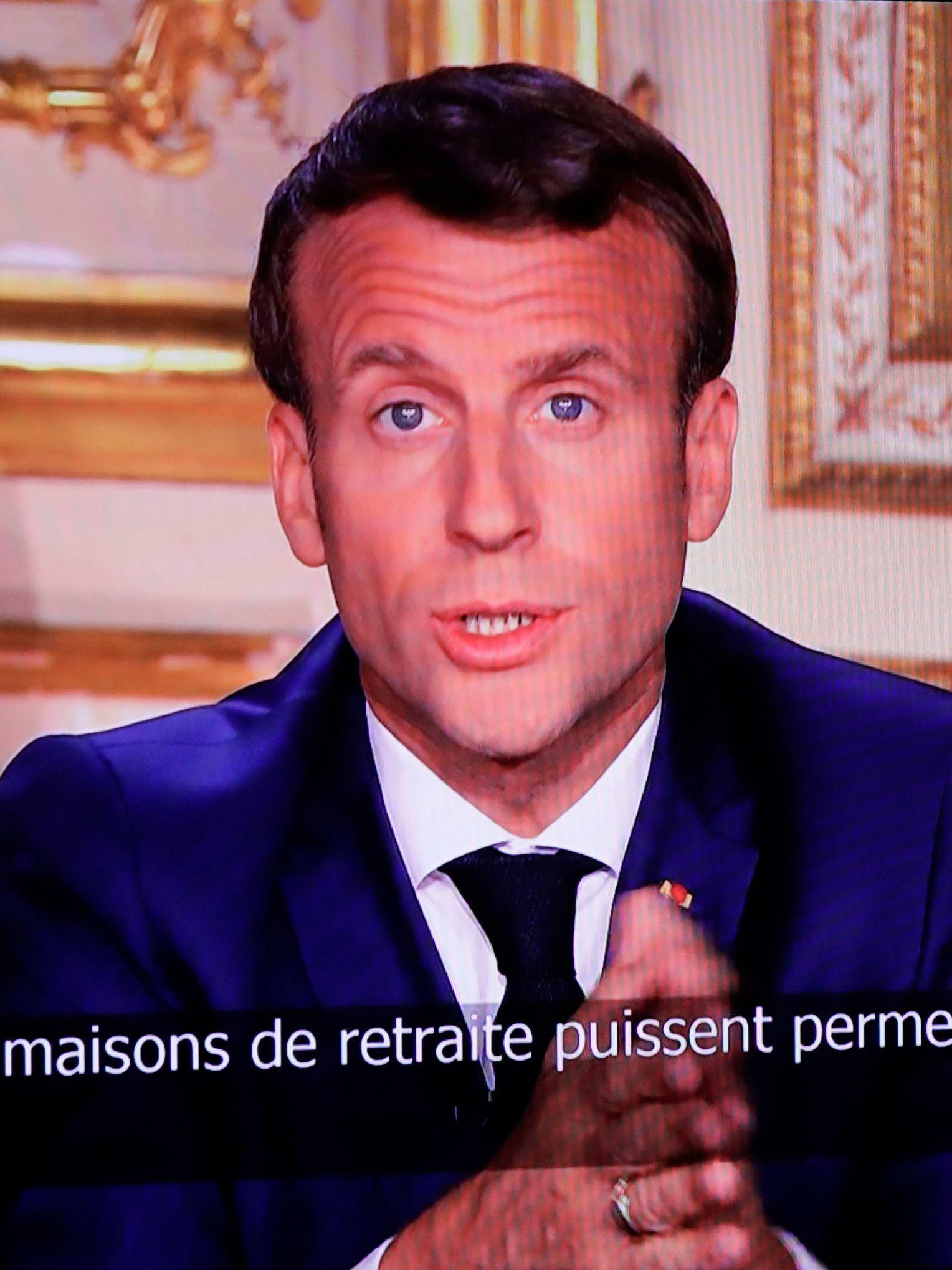 Emmanuel Macron et bronzage pourquoi le président