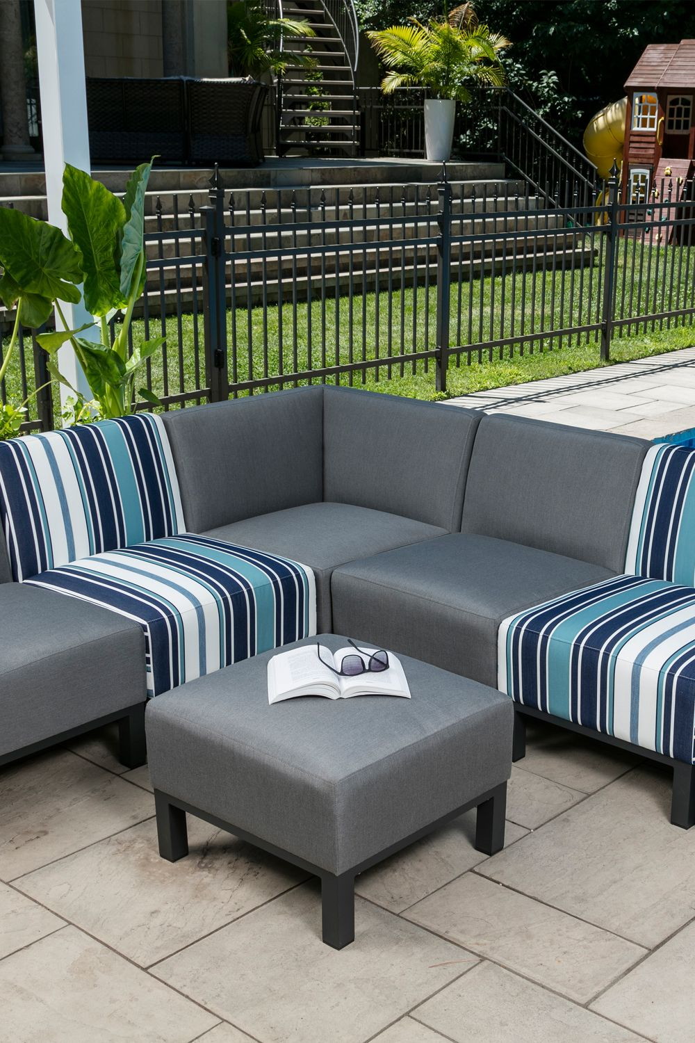 Sectionnel Mile End Outdoor Sectional Sofa Outdoor Sectional Home Decor