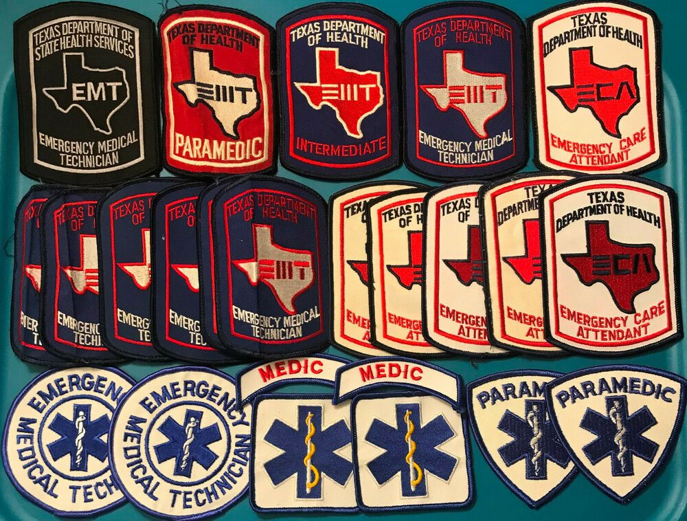 how to become a firefighter paramedic in texas