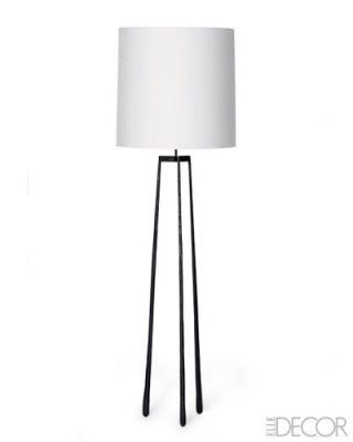 The 10 most stylish floor lamps to illuminate a modern space the 10 most stylish floor lamps to illuminate a modern space christian liaigre holly hunt and floor lamp mozeypictures Choice Image