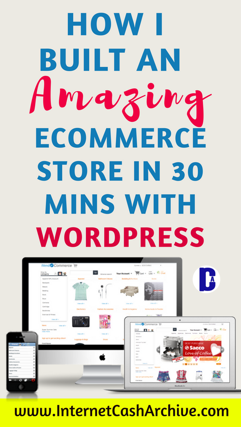 how to create an amazing ecommerce website with wordpress step by rh pinterest com Princeton University