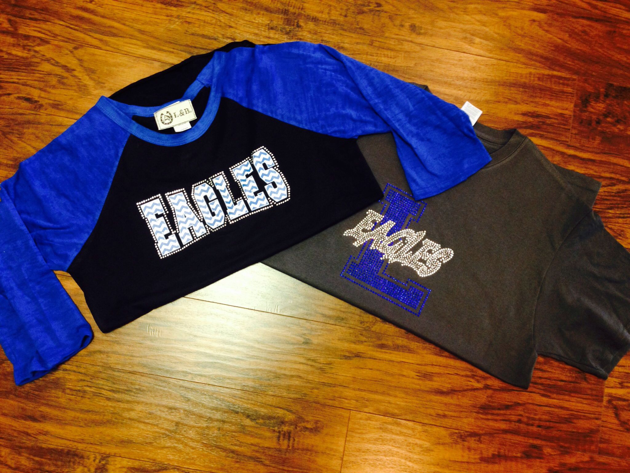 Lindale Eagles!!!! Custom shirts...made to order. Give us a call ...