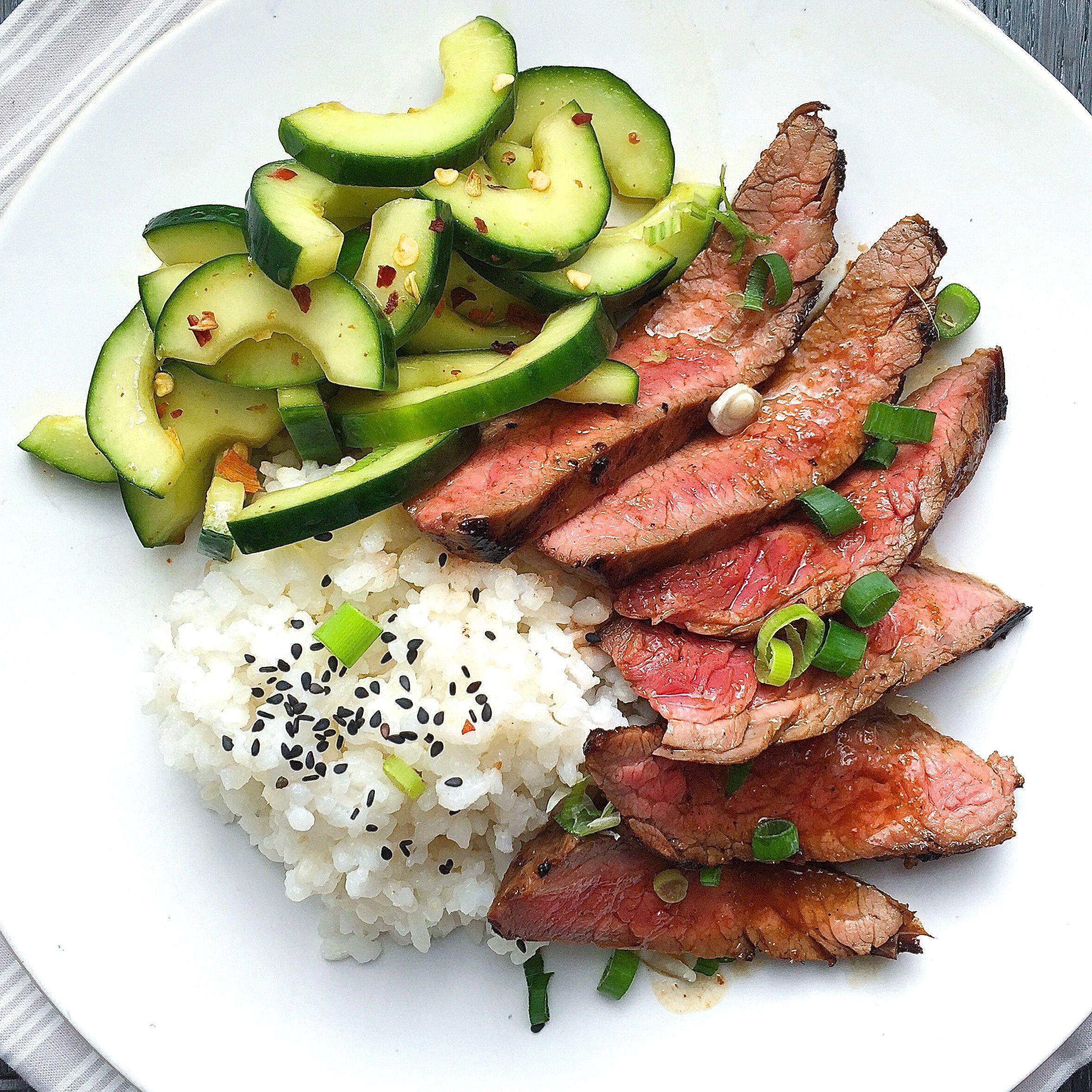 Blackened Skirt Steak BLT Salad picture