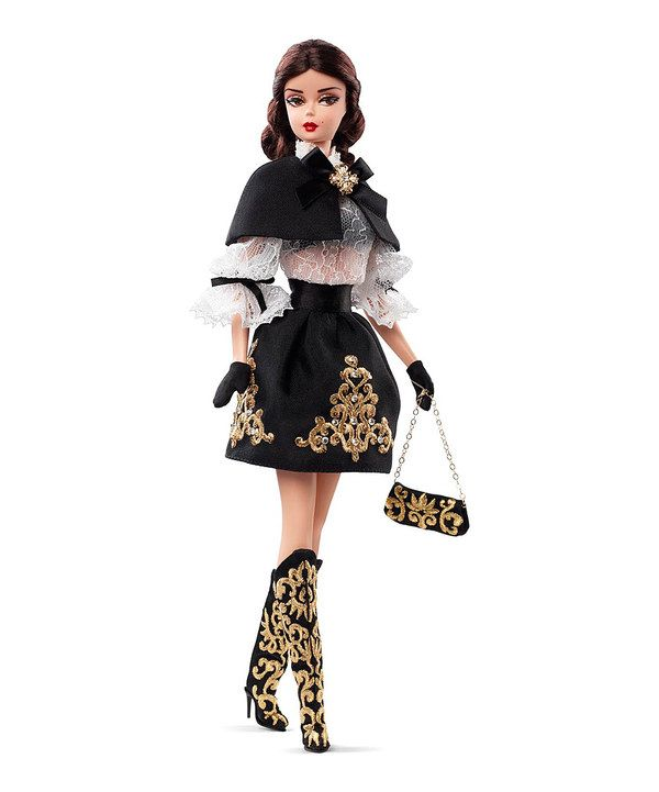 Barbie Black & Gold collectors doll