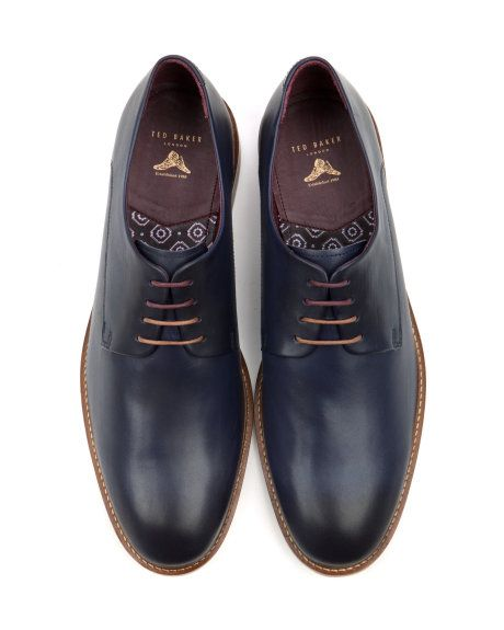 a67e86c7ea1d Want. IRRON - Classic derby shoe - Dark Blue