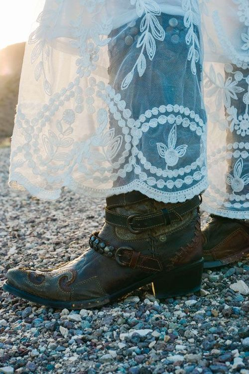 Boots&lace