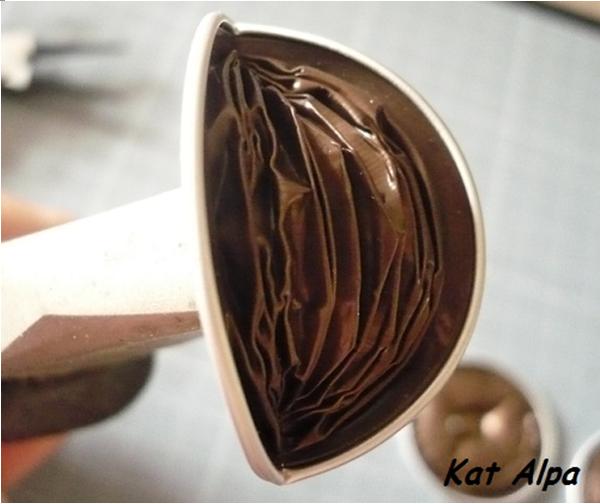 Spilla per giacca Nespresso #gioiellidicaffe #gioielli