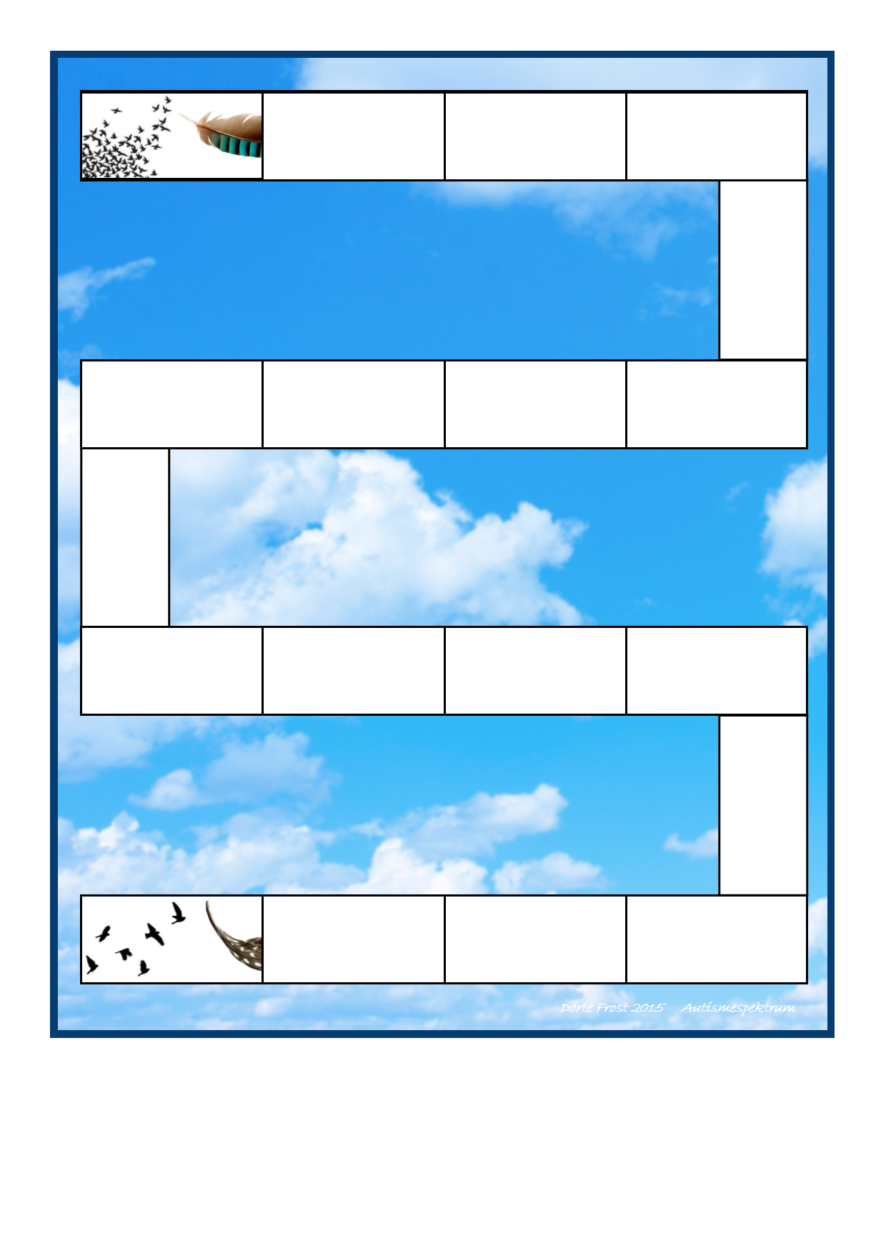 Board for the Domino game. Find the belonging tiles on ...