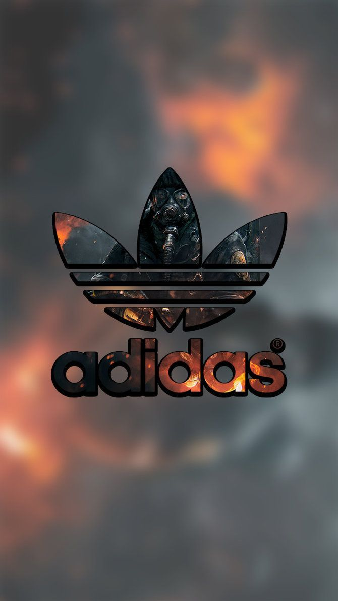 670x1192 Adidas Lock Screen Logo Wallpaper For Iphone by ...