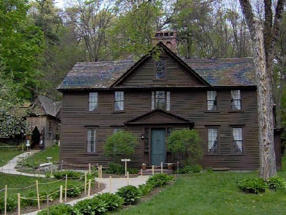 The Orchard House In Concord Ma Where Louisa May Alcott And Her
