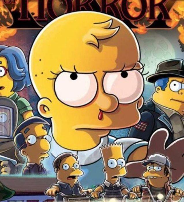 Stranger Things Protagoniza El Episodio Especial De Halloween De Los Simpson Personajes De Los Simpsons Fotos De Los Simpson Los Simpson