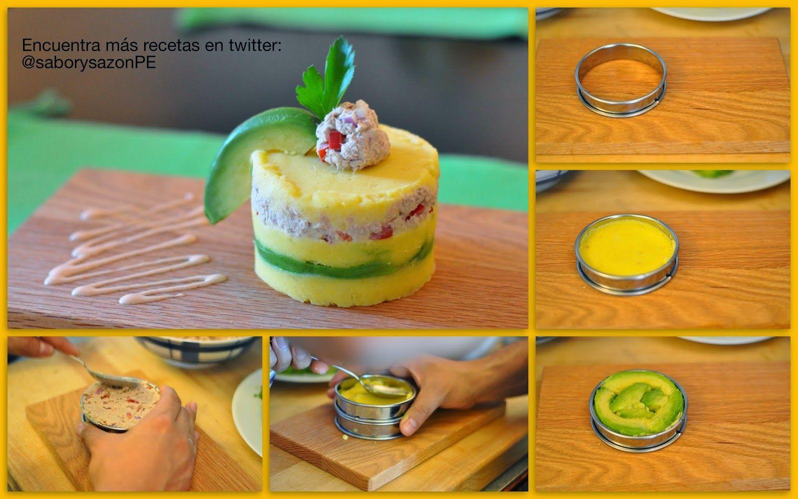 Receta De Causa Limena Incluye Tip Para Preparar Una Causa Con