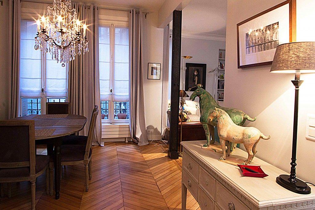 poteau metallique immeuble haussmanien ipn pinterest maison appartement hausmanien et. Black Bedroom Furniture Sets. Home Design Ideas
