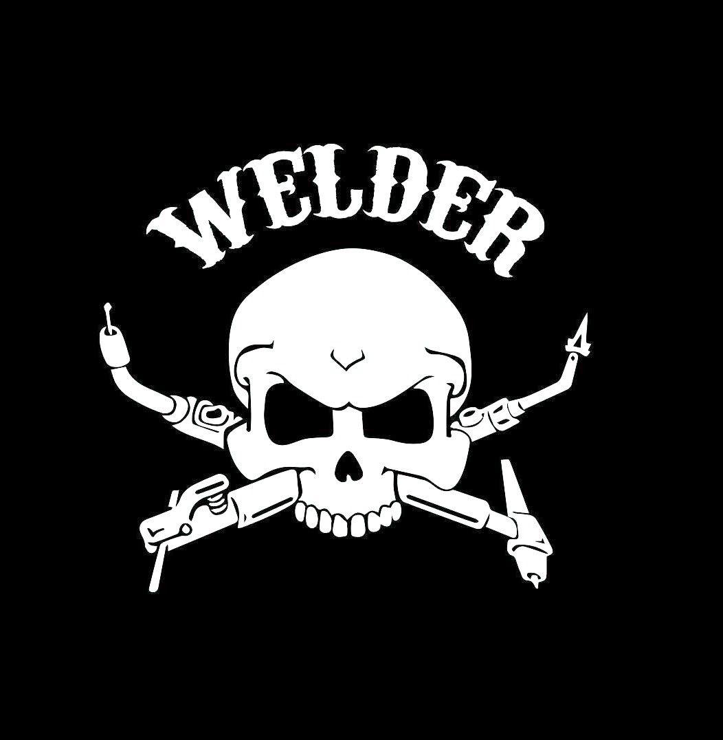 Welder decals