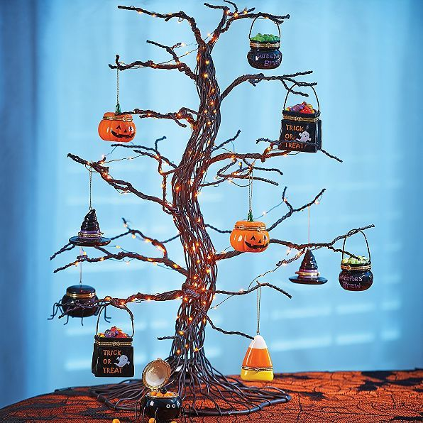 Spooky Tabletop Halloween Tree - Improvements Catalog Halloween - halloween catalog