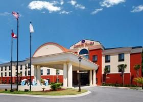 Hotel Comfort Suites Savannah North Port Wentworth Usa For
