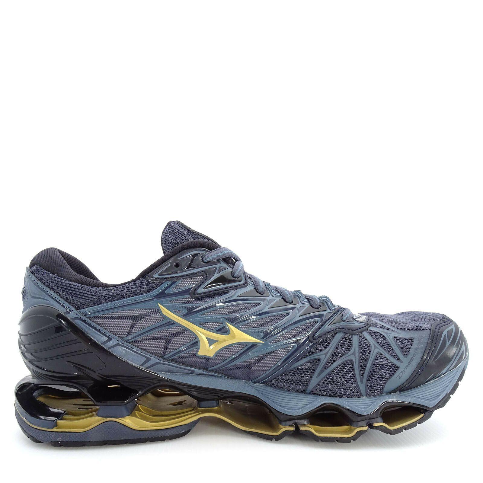נעלי מיזונו פרופסי לגבר Mizuno Wave Prophecy 7 J1gc180050 In 2020 Mizuno Sneakers Sport Shoes