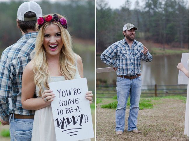 41 Creative Ways To Tell Your Husband You Re Pregnant