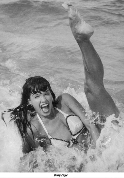 Betty Page Photos: Bettie Page....MEN...THIS Is Sexy....puts ANY HOT GIRL OF
