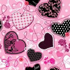 Resultado de imagem para hearts pattern