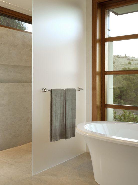Bathroom Doorless Shower Design, Pictures, Remodel, Decor and Ideas