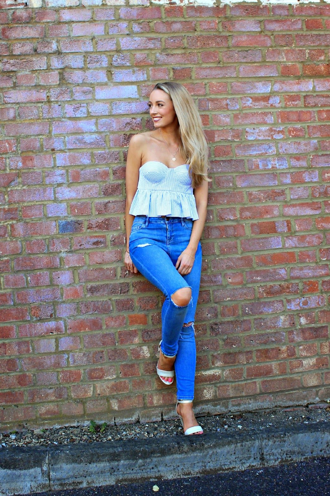 Jack Wills Belles & Whistles Collection  Fashion Shoot - Outfit of the Day - Streetstyle - Fashion Photography