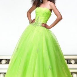 Lime Green Wedding Dress Would This Be Weird Cause Im Kinda Liking It