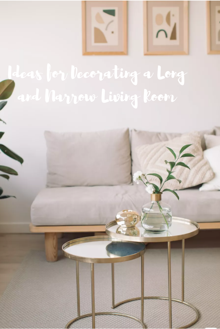 Ideas For Decorating A Long And Narrow Living Room Coffee Table