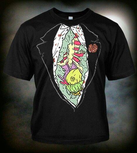 Zombie tux